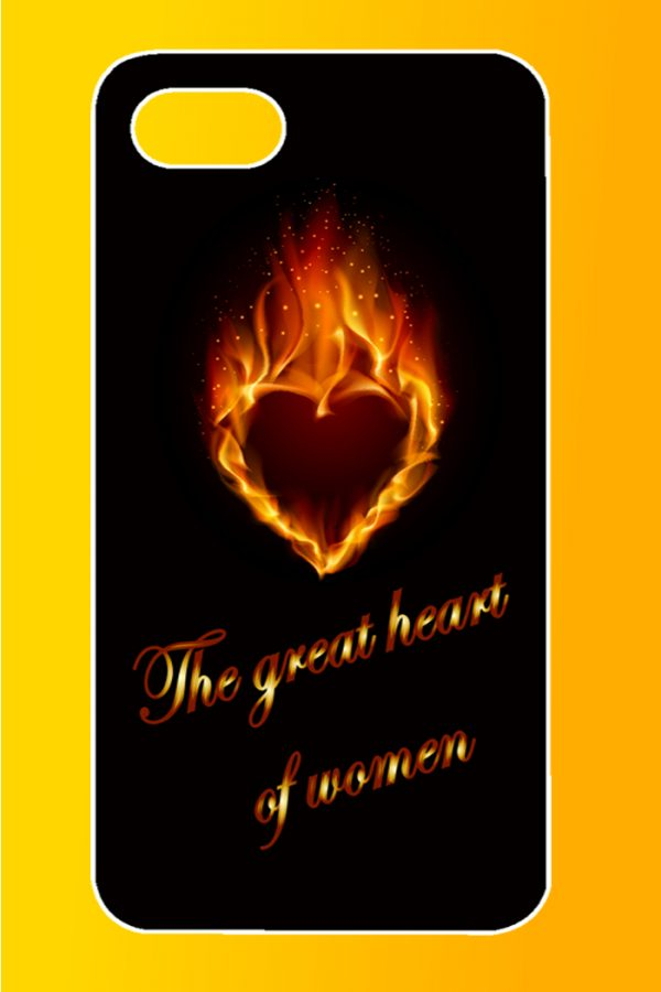 the great heart of women Cover