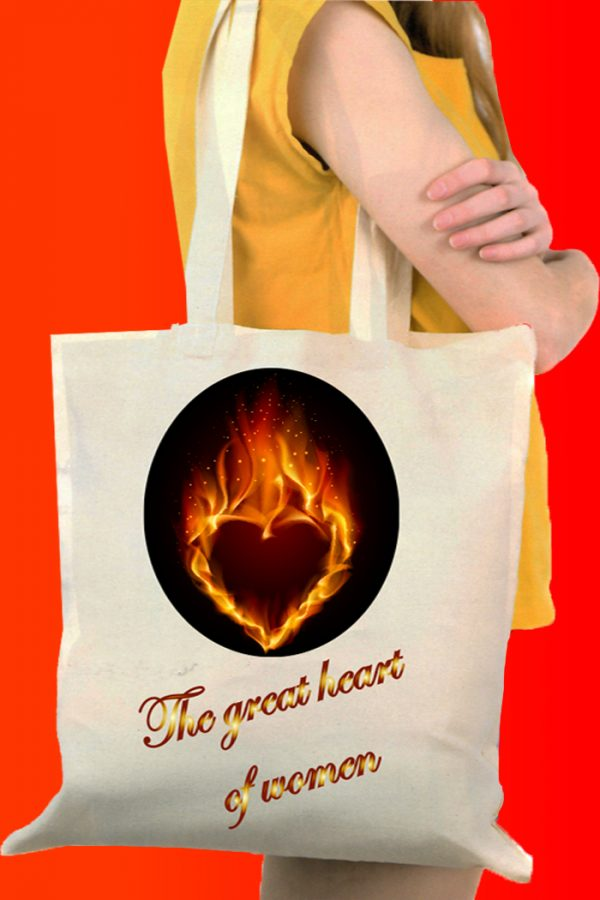 the great heart of women shopper